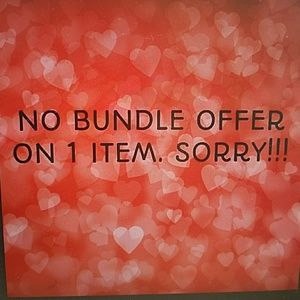 Other - Bundles are 2+ items